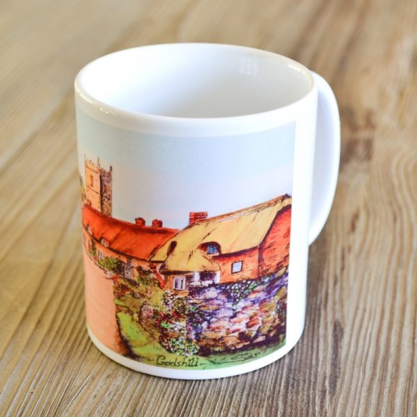 Godshill Mug