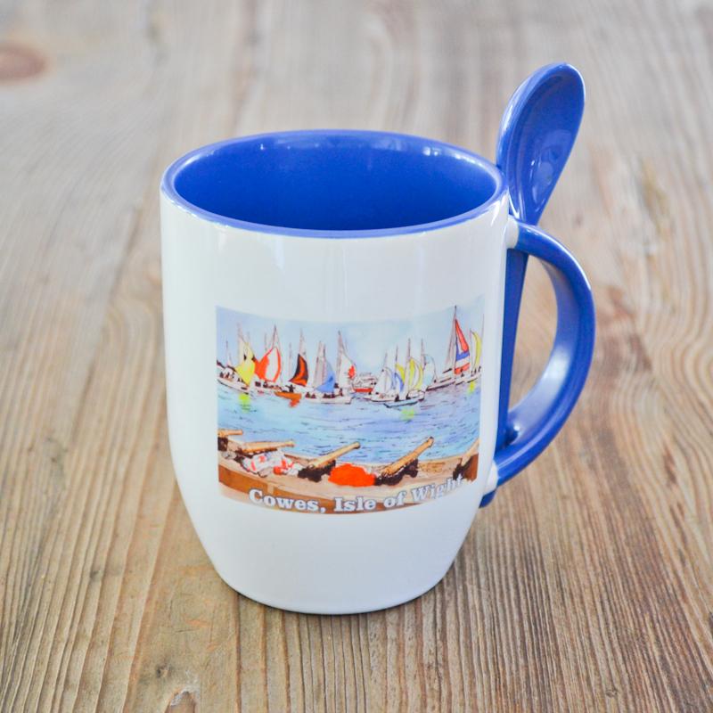 Cowes-mug-and-spoon1