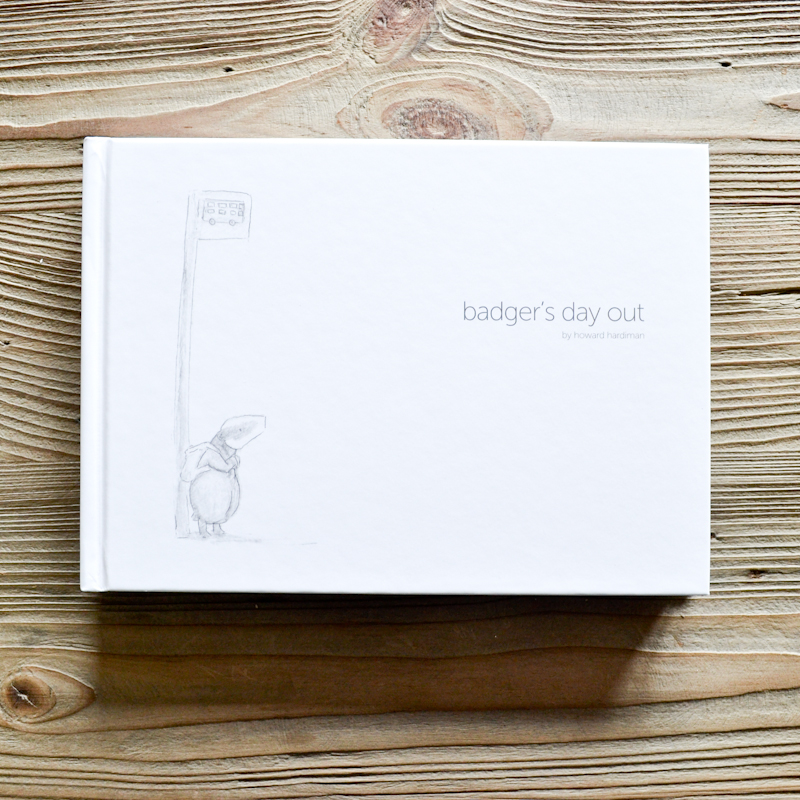 Badgers-Book1