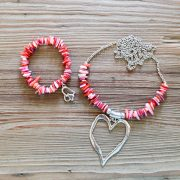 Coral Shell Set