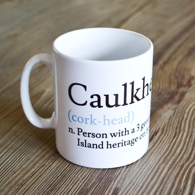 Caulkhead Mug