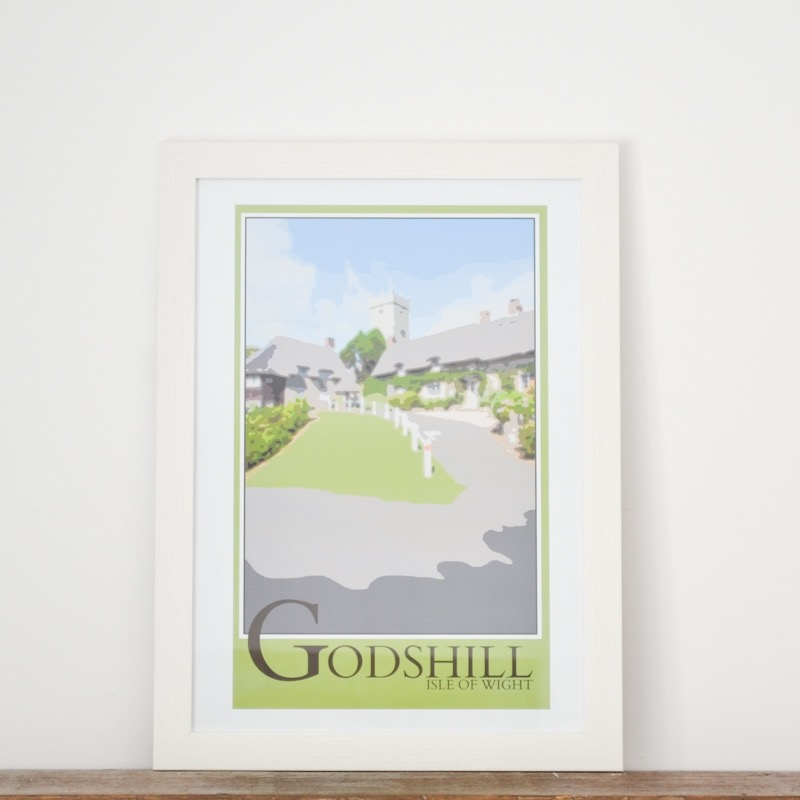 Godchild Print