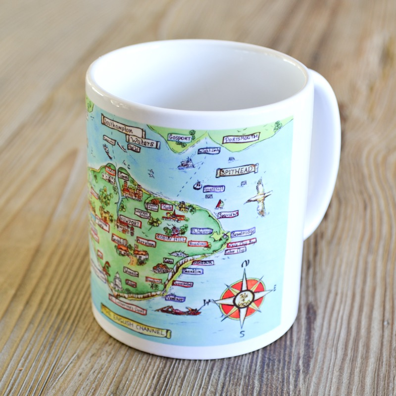Isle of Wight Mug
