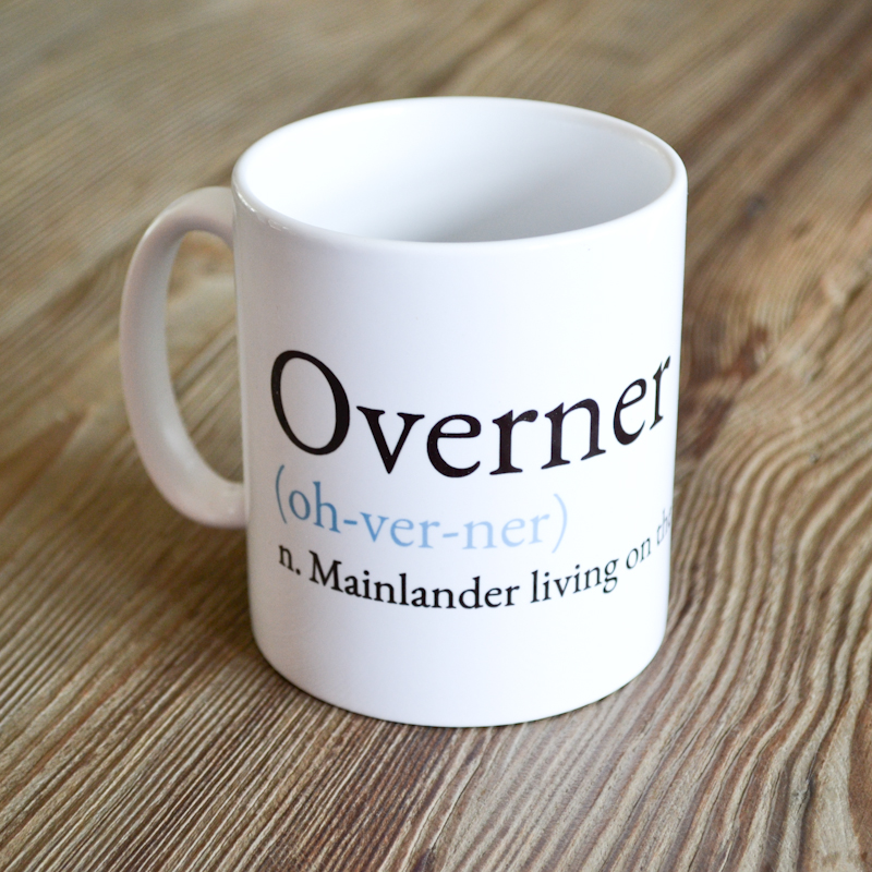 Overner Mug