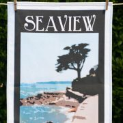 Seaview Tea Towel