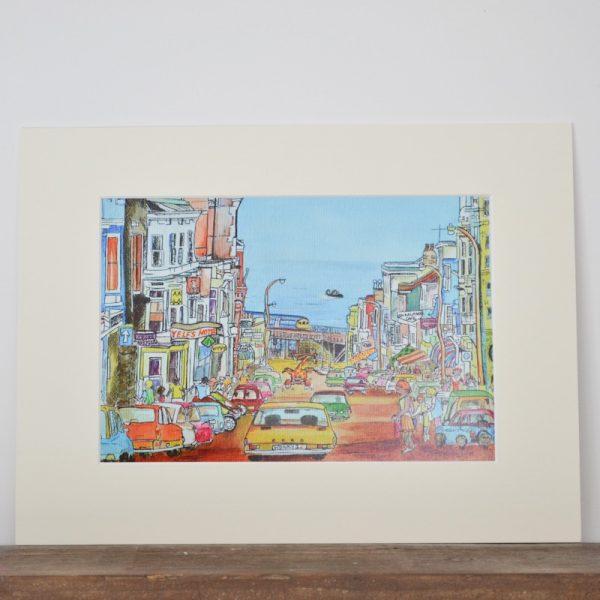 Union Street Print