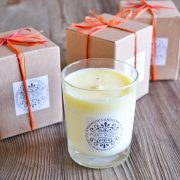 Cinnamon, Red Mandarin and Clove Candle
