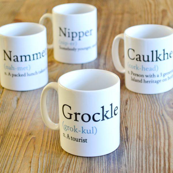 Grockle Mug
