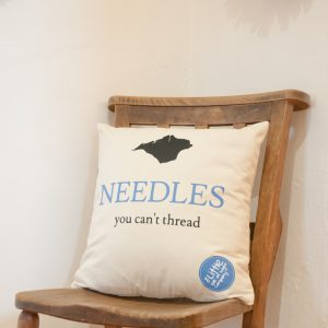 Needles Cushion