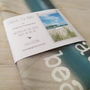 Life is Better at the Beach Tea Towel