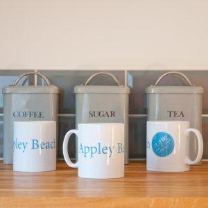 Appley Beach Mug