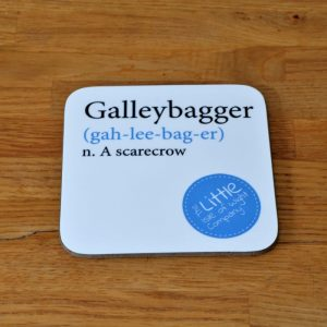Gallybagger Coaster