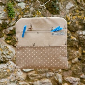 Hare & Spot Pegbag
